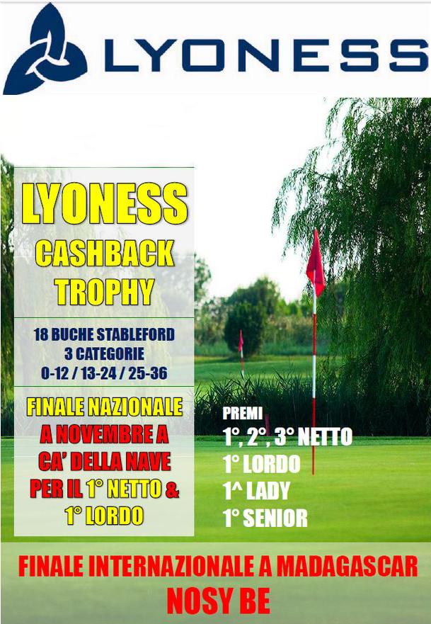 Lyoness-Trophy