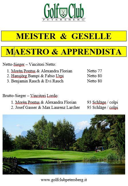 Meister-Geselle