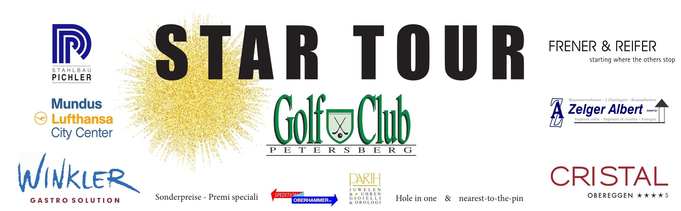 Banner Star Tour