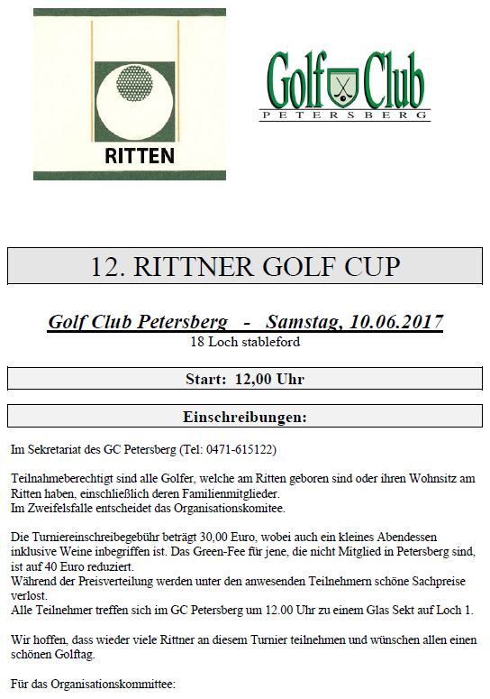 Rittner-Turnier