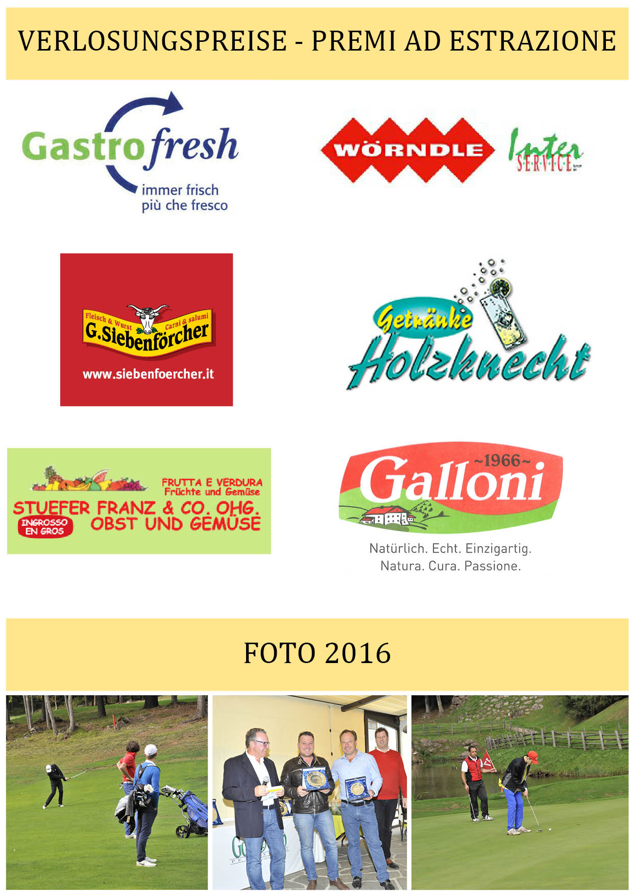 CLUBMEISTERSCHAFT - CAMPIONATO SOCIALE Clubmeisterschaft 20174 1