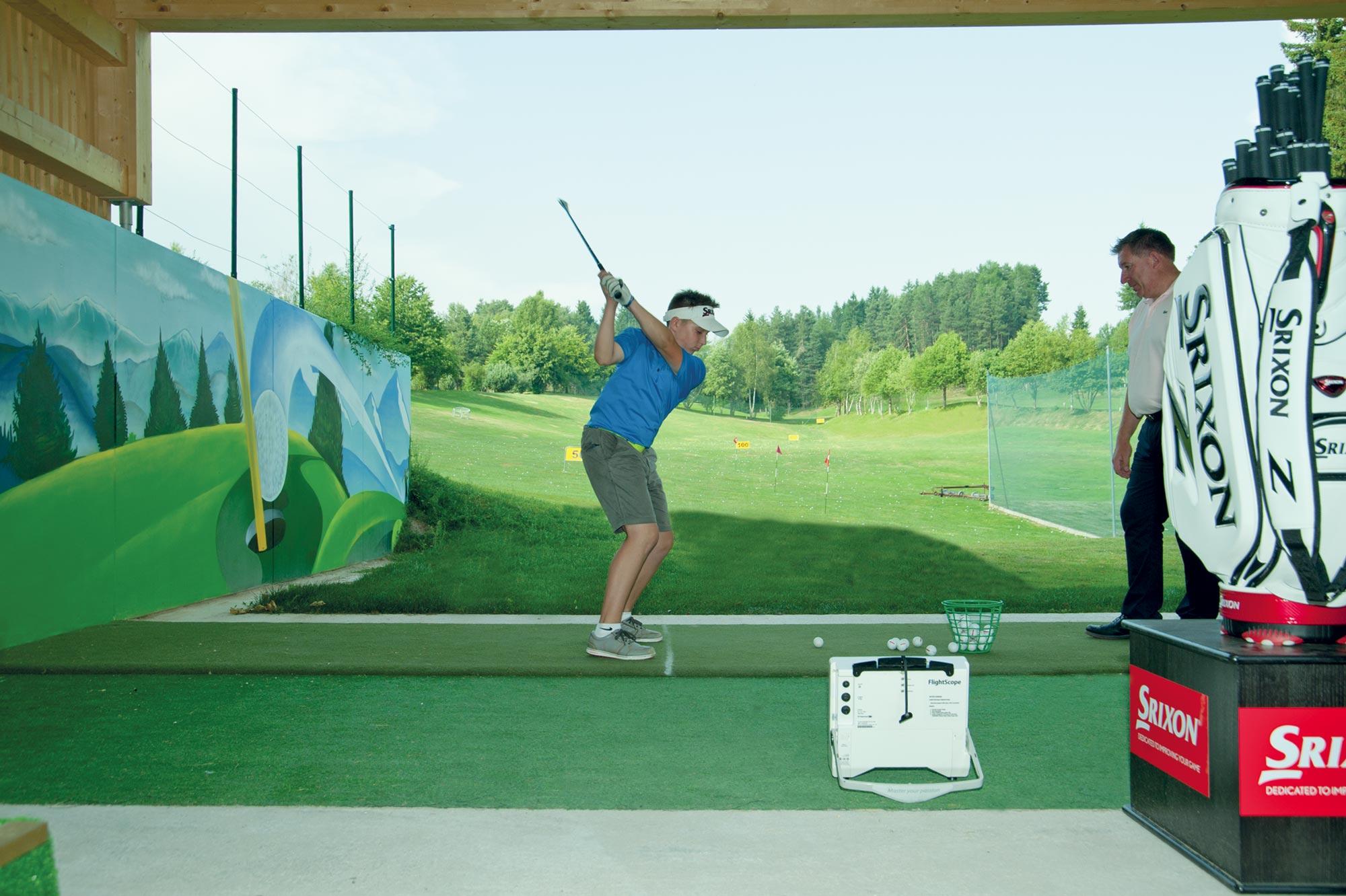 Driving 4 - Golfschule