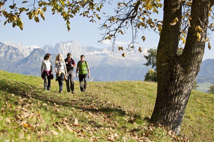 Passeggiate e Nordic Walking in Alto Adige