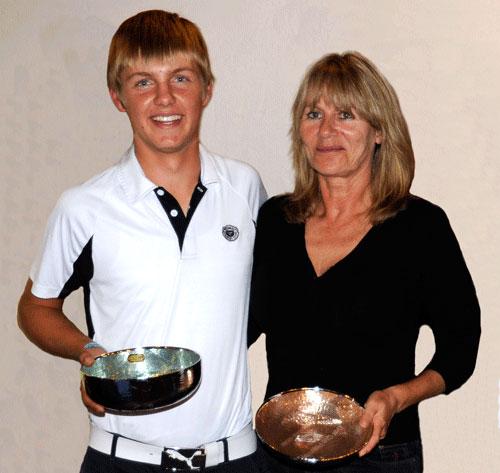 Clubmeister 2010 Moser Heidegger - Clubmeisterschaften