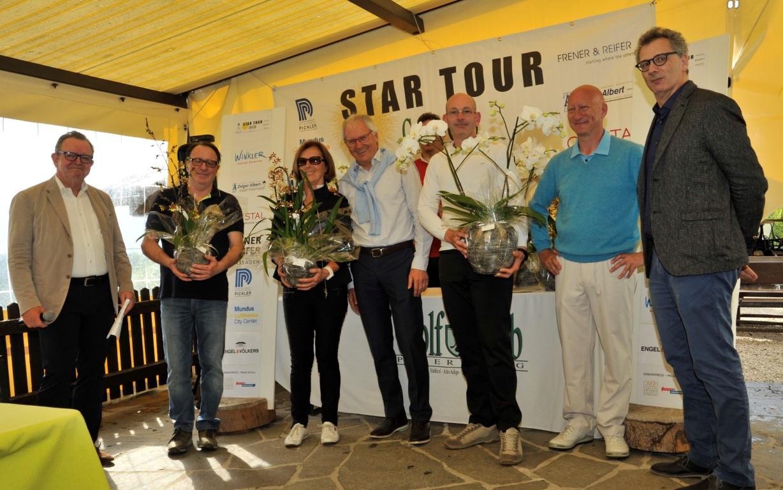 STAR TOUR 2018 - The first 15N8150 Mittel