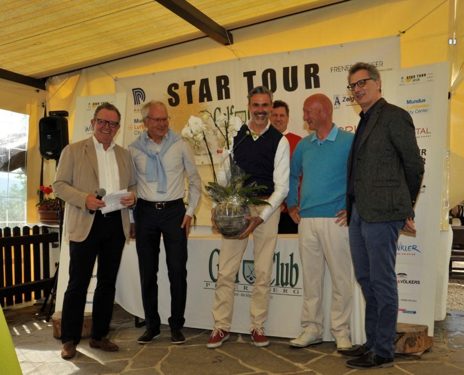 STAR TOUR 2018 - The first 15N8160 Mittel