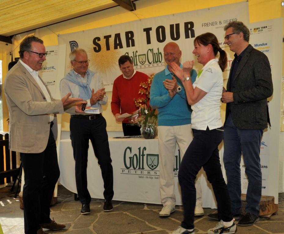 STAR TOUR 2018 - The first 15N8162 Mittel