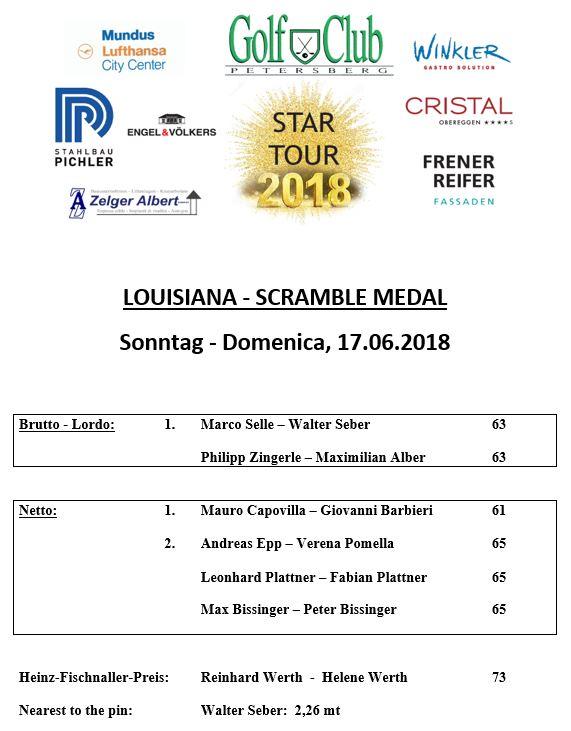STAR TOUR - The Third Star Tour 3 premiati