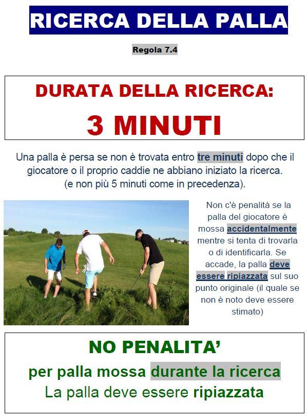 Cambiamenti 4 - Regole e regole locali - -