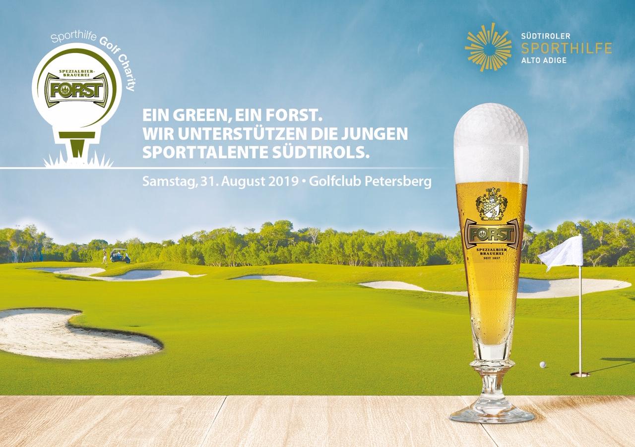 TROPHÄE FORST - TROFEO FORST - SPORTHILFE GOLF CUP FORST GOLF de Golfclub Petersberg