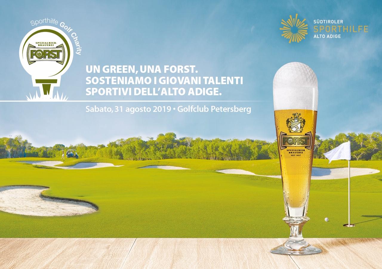 TROPHÄE FORST - TROFEO FORST - SPORTHILFE GOLF CUP FORST GOLF ita Golfclub Petersberg