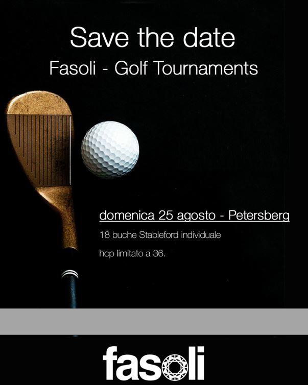 26° TROFEO FASOLI Fasoli Golf Trophy