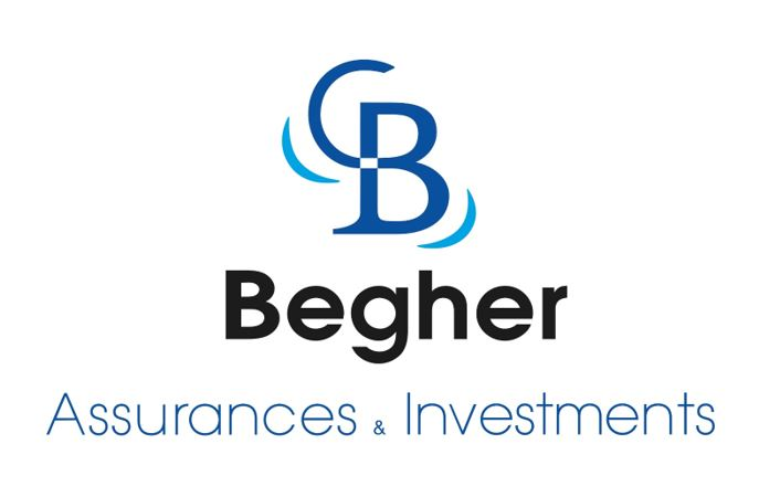 Begher Logo - Golfclub Petersberg - -