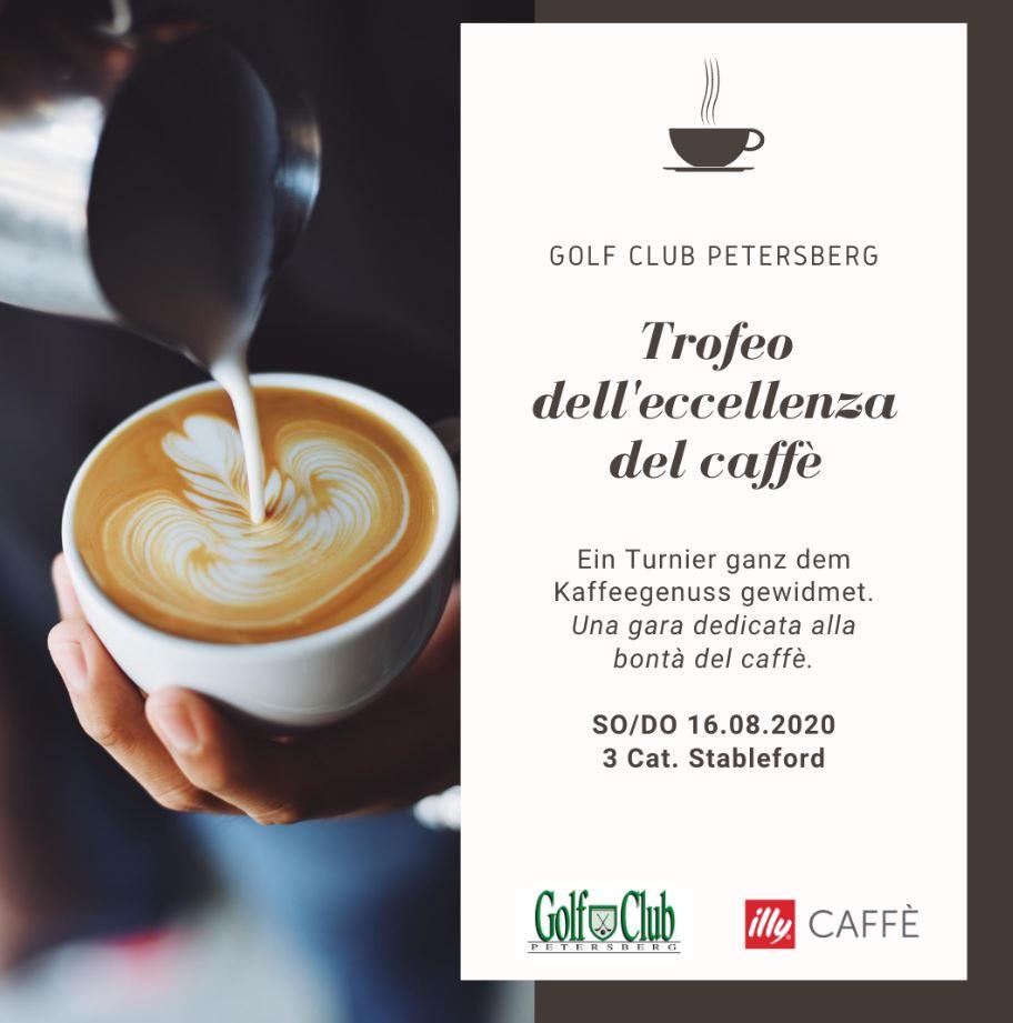 TROFEO DELL'ECCELLENZA DEL CAFFE Cafe 2 1