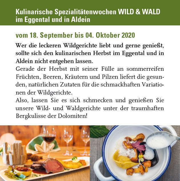 Wildwochen D 1 - Restaurant - -